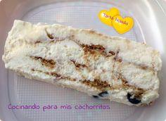 Tarta helada de nata: muy fácil de hacer
