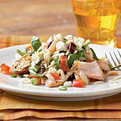 Mediterranean+Salmon+Salad+ +MyRecipes.com