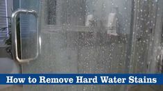 Want premium results to remove hard water stains? Watch this video before selecting a product to purchase.