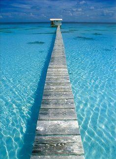 Blue Sea, Tahiti
