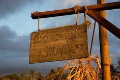Shanti Maurice - A Nira Resort - Fish & Rhum Shack at Shanti Maurice resort in Mauritius www.shantimaurice.com
