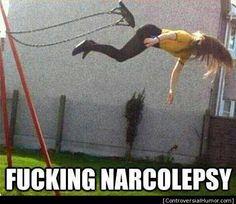Fucking Narcolepsy M