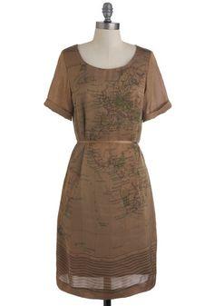 Atlas Hurrah Dress, #ModCloth