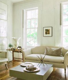 Living Room: Colors and Decor
