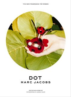 Dot campaign, photographed by Juergen Teller