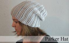 she makes hats: Parker Hat