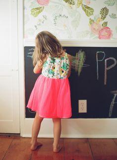 galleries, chalkboards, houses, inspiration, chalkboard walls, paint walls, kids corner, chalkboard paint, kid room