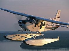 Grew up in these float planes. Makes me miss AK