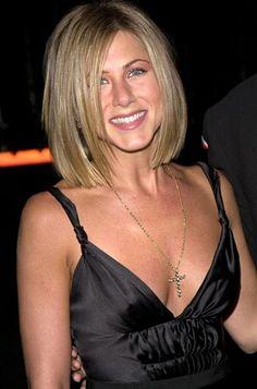 Like Crystal Water Jennifer Aniston Hair Cut Design 363x550 Pixel