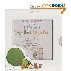 Best board book box set ever! By Jen Corace!
