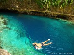 Surigao Del Sur - Hinatuan Enchanted River