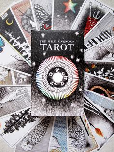 the wild unknown tarot. super beautiful.