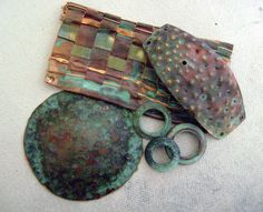 Patina Recipes - Anvil Artifacts This is a really good explanation with lots of pictures of patinas on copper and brass