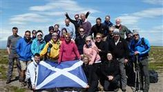 AN ASHBOURNE man has completed a life-long ambition of climbing all 283 munros in Scotland.