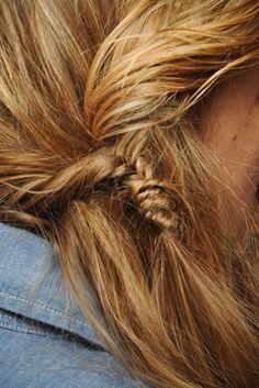 cute braid.