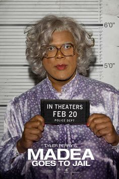 """""""Madea Goes to Jail"""" (2009)"""