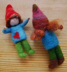 Fiona Duthie: Little Felt Gnome tutorial