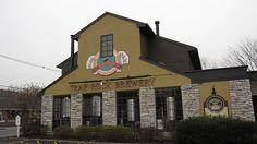 Trap Rock Restaurant & Brewery | Berkeley Heights, NJ. One of our favorites. Order their Ghost Pony Brew! #craftbeer #beer #thedigest #hoboken #nj