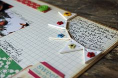 love the journaling idea