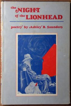 Poetry book by Ashley Saunders
