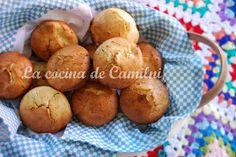 La cocina de Camilni: Scones