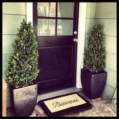 Front Door Decor