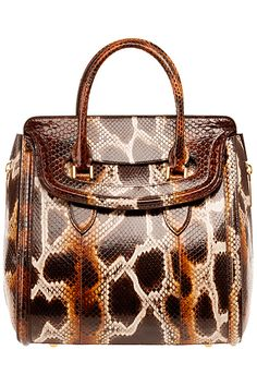 Alexander McQueen - Heroine Bag - 2012 Pre-Fall