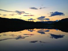 Pitlochry Sunset