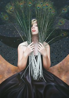 christiane vleugels art | Hyper Realistic Oil Paintings by Christiane Vleugels