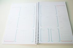 Printables for blog planning