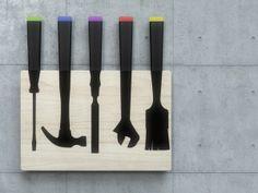 Cutlery Toolkit by Rafael Morgan, via Behance