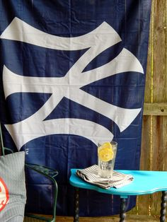 Number Fifty-Three: Adding Personality to the Yard with a Flag
