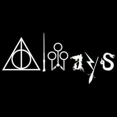 After all this time? Always Harry potter always