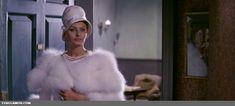 Sophia Loren white fox