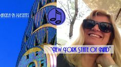 A New York State of Mind took me out of the corporate race to the finish line... and back to what makes me really hummmmm... Love and Be Loved, Angela M