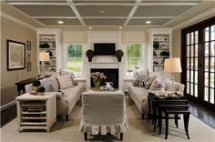 Best In American Great Rooms On Pinterest Architects