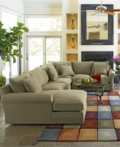 Sectional Furniture on Pinterest