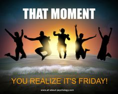 Have a great weekend everybody.  #tgif #tfif #friday
