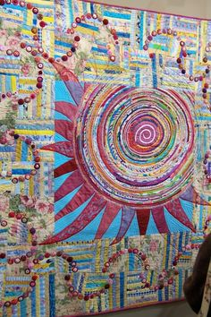 tiny quilts, quilt festiv, festivals, circl, japanese quilts