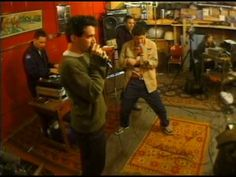Beastie Boys - Three MC's and One DJ.    This is one of my favourite music videos of all time.