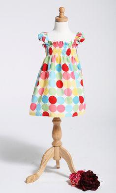 cute little girl's dress