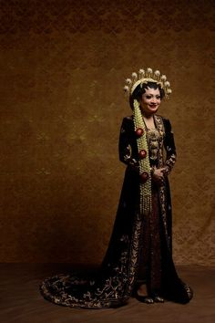 Javanese Bride, one of Traditional costume of Indonesia's herritage #indonesia #culture #traditional