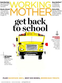 Free Subscription to Working Mother Magazine! 100% FREE!