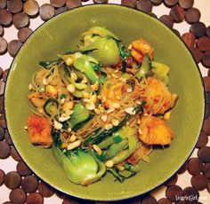 Asian Stir Fry - the sauce recipe sounds good. #vegan