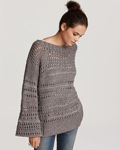 crochet top by Ant