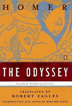 The Odyssey - Homer  This one I might be not-reading until summer resumes next year...