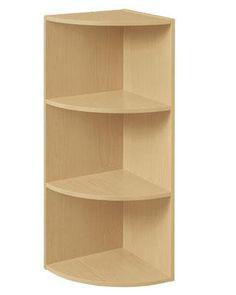 Corner shelf for kitchen