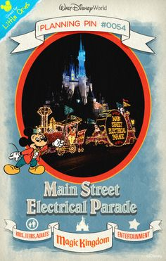 Delight in this nighttime parade of glowing, spinning, gliding floats filled with beloved Disney characters and dancers.