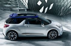 2013 #Citroen DS3 Cabrio