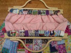 Making my patchwork bag by Karen